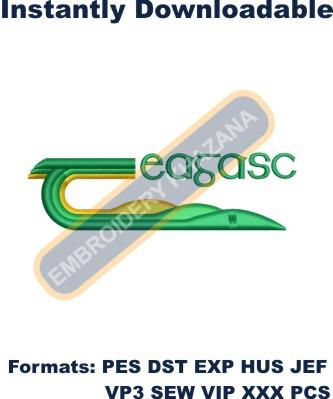 Teagasc ireland embroidery designs